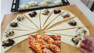 Easy homemade croissants recipe