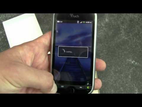 T-Mobile MyTouch 4G Slide Unboxing