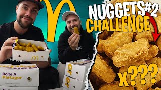 Nuggets Challenge McDo la revanche avec Doc Jazy !! (on en prend encore plus)
