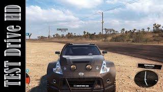 Nissan 370Z (Z34) - 2013 | Raid Spec - The Crew - Test Drive Gameplay (PC HD) [1080p]