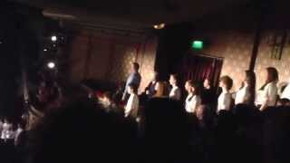 Les Miserables 30th Anniversary Gala Performance. Original and current cast.