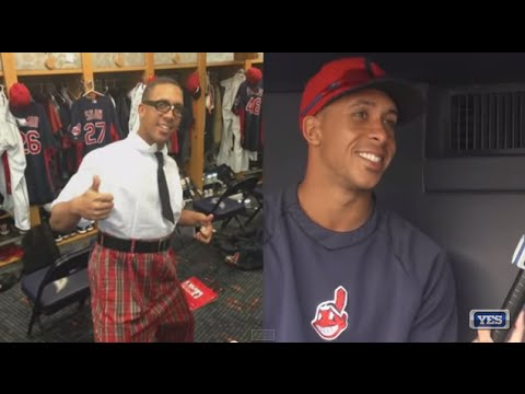LeBron James, Johnny Manziel & more with Cleveland Indians' Michael Brantley - YES or No