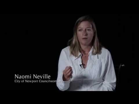 Newport Councilwoman Naomi Neville - Deception of Host Community Agreement