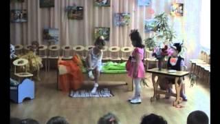 Детский сад №1765  сказка Маша растеряша