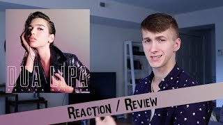 connectYoutube - Dua Lipa - DL1 - Album Reaction / Review