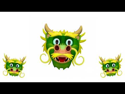 Thunder - by Imagine Dragons - Animoji Karaoke