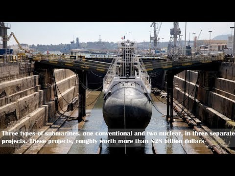 Why Admiral Sunil Lanba's visit to a French nuclear shipyard is significant