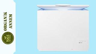 Electrolux EC3230AOW2 A+ 300 Lt Low Frost Derin Dondurucu Tanıtımı | Sandık Tipi mi? Çekmeceli mi?