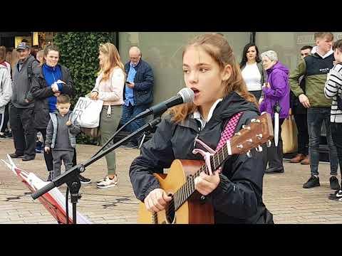 Grace vanderwaal moonlight cover by Allie Sherlock