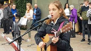 Grace vanderwaal moonlight cover by Allie Sherlock