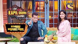 Katrina ने बताया Salman की Favorite Actress का नाम | The Kapil Sharma Show | Sitaare