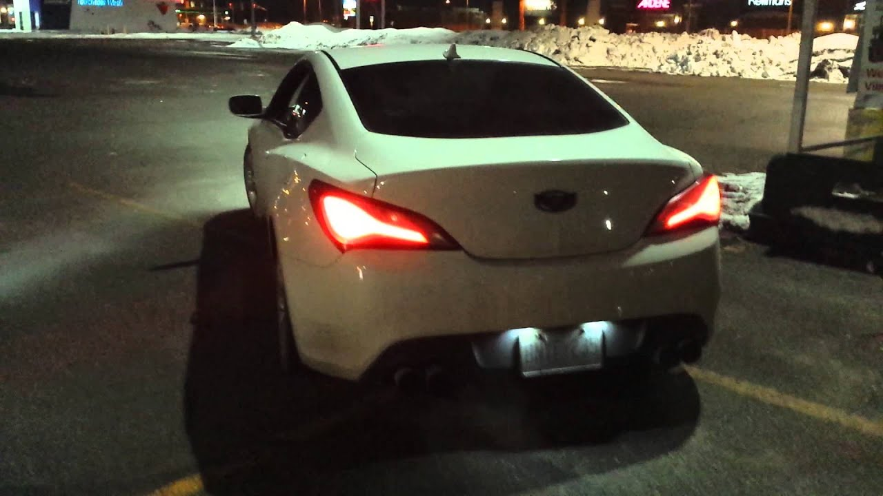 2013 genesis coupe 2 0t dc sports catback