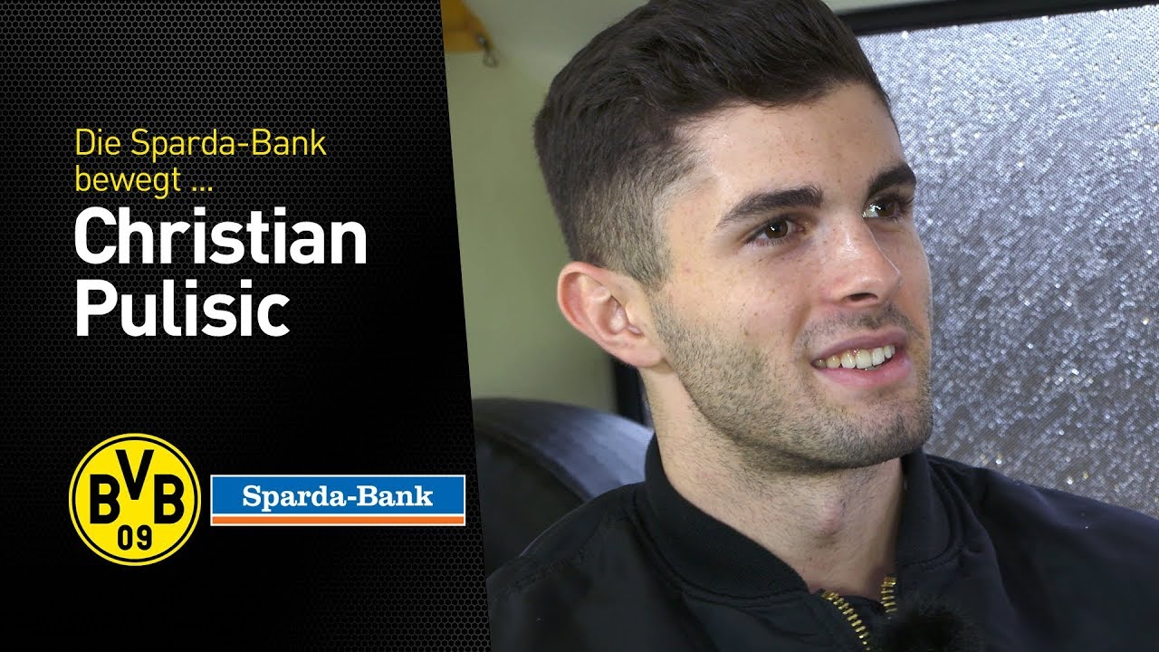"""""""Sparda-Bank on the move"""" with Christian Pulisic"""