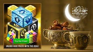 احصل على هدايا  رمضان الان   هدايا    Reward Link 8Ball Pool    100% Working