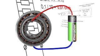 Amazing Ball Bearing Motor - Huber Effect. Part 3