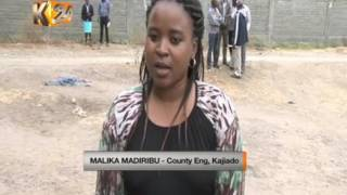 Kitengela town set to benefit from a Ksh.140M bus park project by National govt