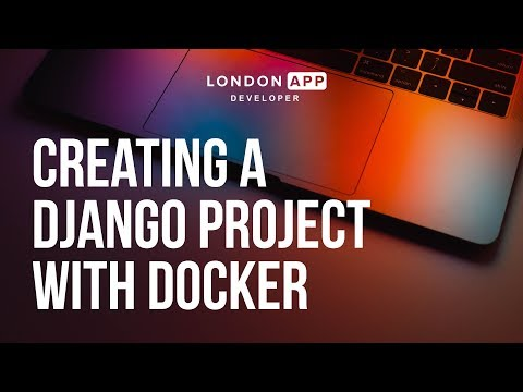 Creating A Django Project With Docker