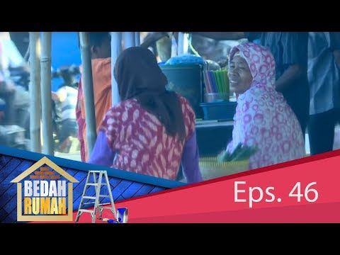 Dengan Berjualan Kue Bu Mariam Ogah Berbuat Curang Untuk Hidupi Cucu | BEDAH RUMAH EPS. 46 (1/4)