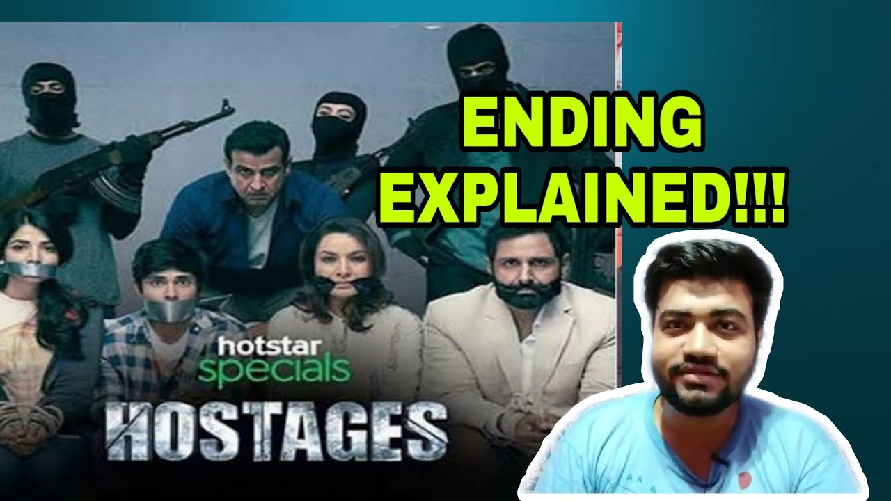 HOSTAGES ENDING EXPLAINED