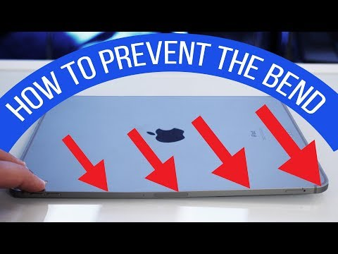 How to Prevent Your iPad Pro from BENDING! (Parody)