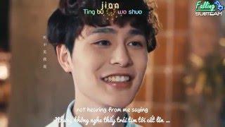 [OFFICIAL MV] Bước Chầm Chậm慢慢走 - Hứa Ngụy Châu许魏洲 (OST Thượng Ẩn) Viet+Eng+Chinese Sub