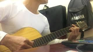 Để Cho Anh Khóc Guitar cover Bộ Đội
