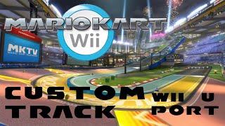MKWii CT: Wii U Mario Kart Stadium (Port)