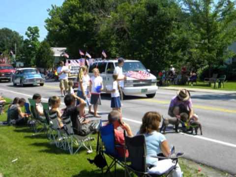Milton VT - July 4th Parade - HBC