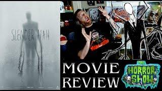 """Slender Man"" 2018 Horror Movie Review - The Horror Show"