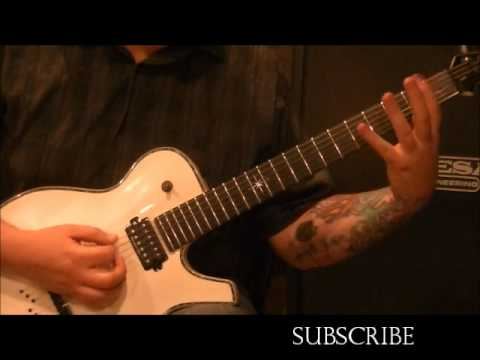 How to play The Way  Stryper on guitar  Mike Gross
