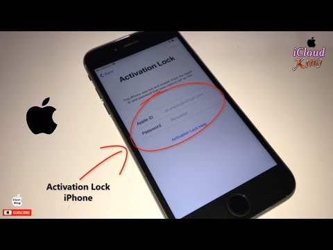 how to factory unlock activation Locked iCloud iPhone lifetime use