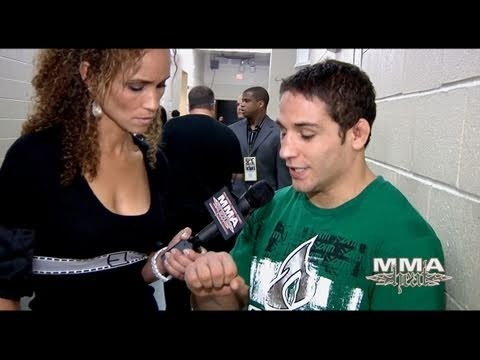 UFC 126: Chad Mendes Post-Fight Interview