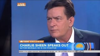 Charlie Sheen Reveals He Has Been HIV Positive for the Last Four Years