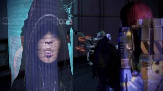 "Mass Effect 2 - Kasumi Goto ""Stolen Memory"" DLC Mission - Part 1"