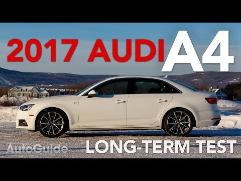 2017 Audi A4 Long-Term Test Wrap-up