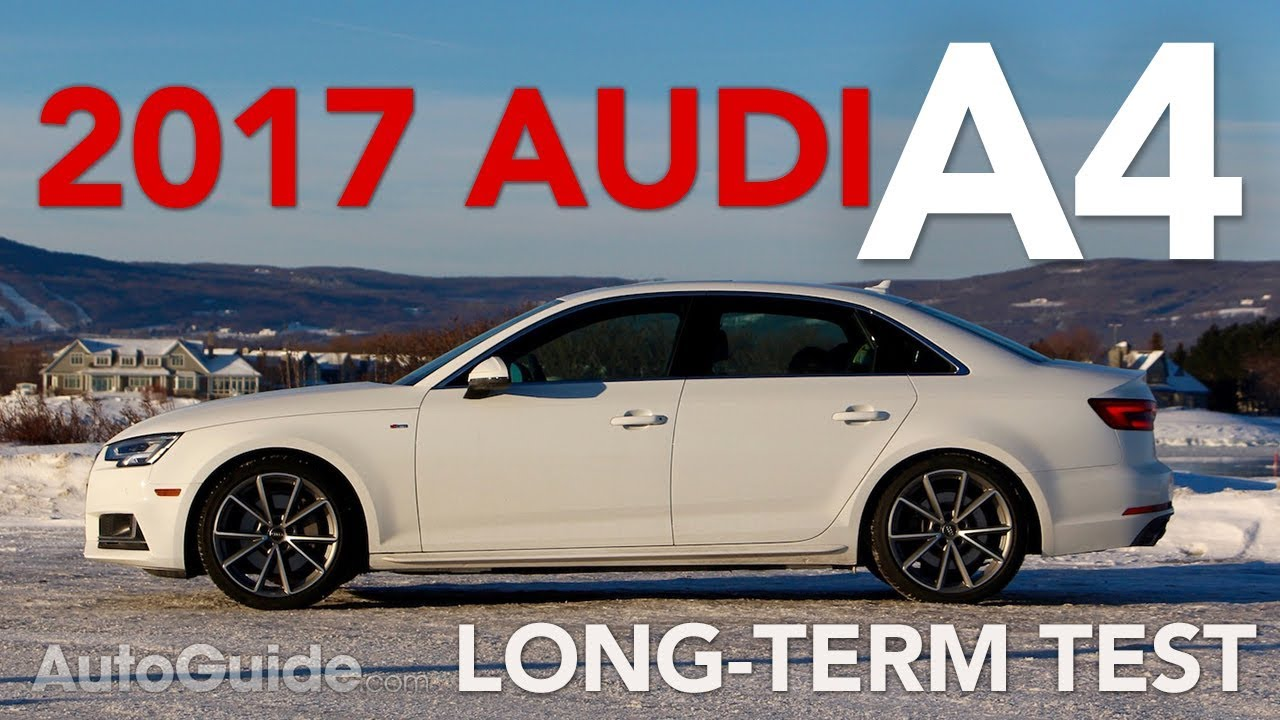 2017 Audi A4 Long Term Test Wrap Up