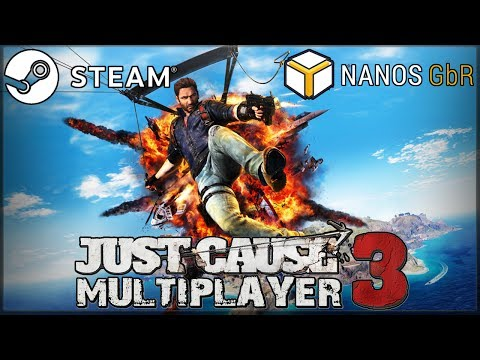 Steam Release - Just Cause 3 Multiplayer TRAILER!