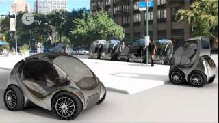 Green Revolution - CityCar