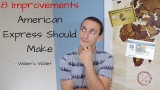 8 Improvements American Express Should Make | Waller
