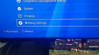 JAILBREAK PS4 5.05 PL