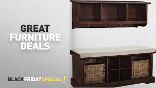 Black Friday Furniture Deals By Crosley Furniture // Amazon Black Friday Countdown