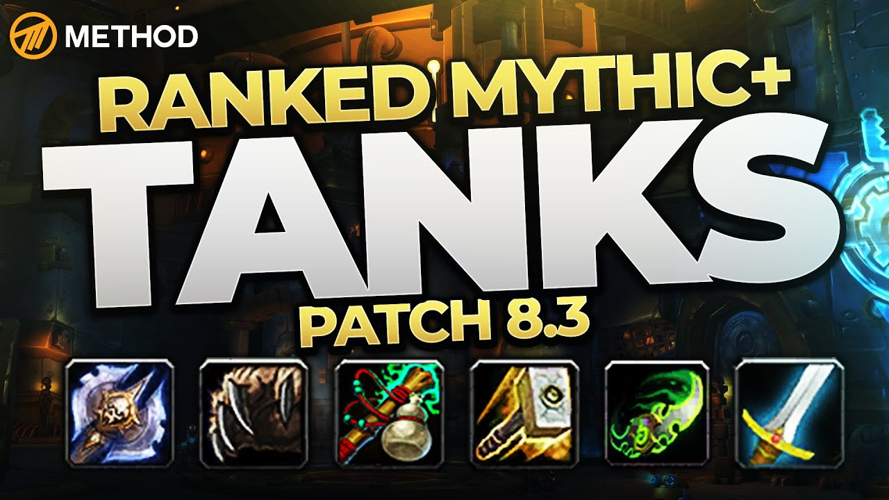 The Best Mythic Tanks In 8 3 Top Ranked Classes Specs Method Youtube