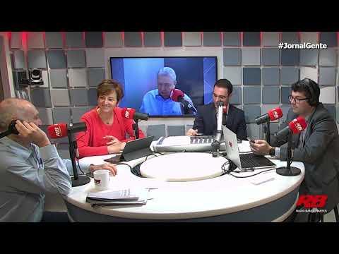 Claudio Zaidan estreia na bancada do JORNAL GENTE