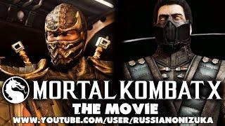 Mortal Kombat X The Full Game Movie (RUS SUB) Полнометражный Игрофильм