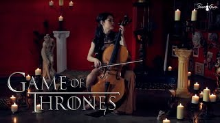 Game of Thrones Main Theme ( Music ) - Tina Guo