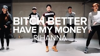 Скачать Bitch Better Have My Money GTA Remix Rihanna Jiyoung Youn Choreography
