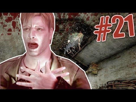 DOWN THE HOLES !!!| SILENT HILL 2 [21]