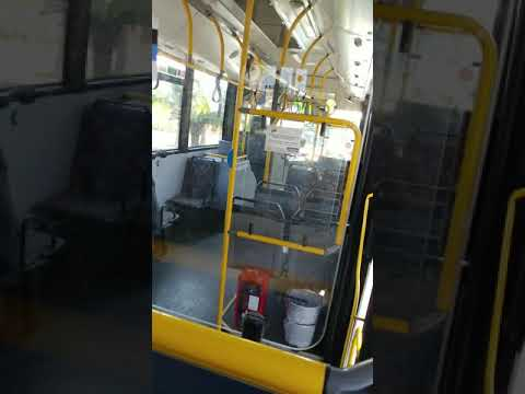 2018-07-18 Metropoline Bus Driver Still Smoking On Bus Route 3rd Time