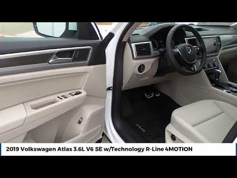 2019 Volkswagen Atlas Street Volkswagen of Amarillo Presents US7035