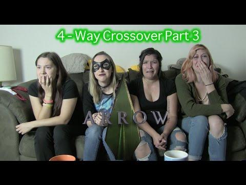 Arrow 4 Way Crossover